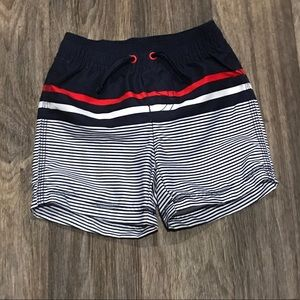Boys swimsuit trunks by Carter's. Size 9 Months